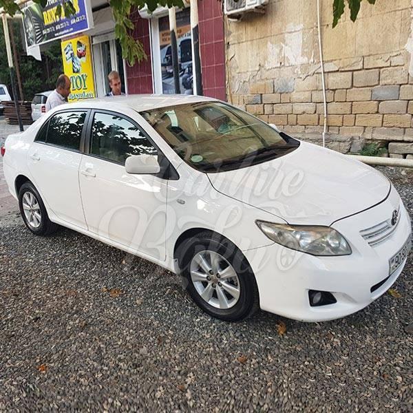 ToyotaCorolla | Bakıda Avtomobil Kirayesi Xidmətləri