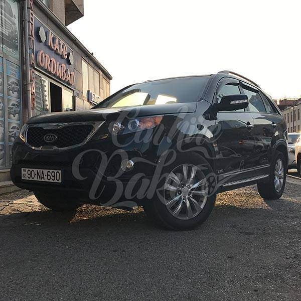 Kia Sorento | Car rental in Baku, Azerbaijan