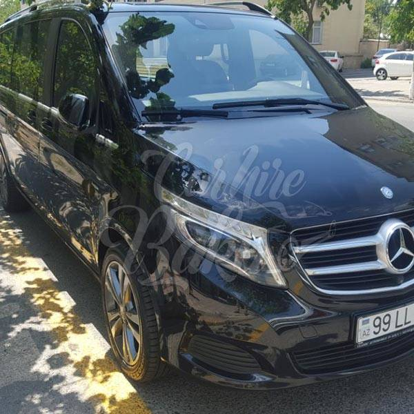Mercedes Viano V-class | Rent car Baku, Car Hire Baku