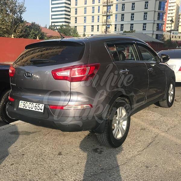 Kia Sportage | Внедорожник эконом класса на прокат в Баку