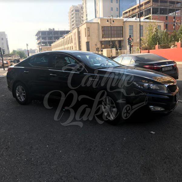 KIA OPTIMA / rent a car Baku / прокат авто в Баку / kirayə maşınlar / 31102018