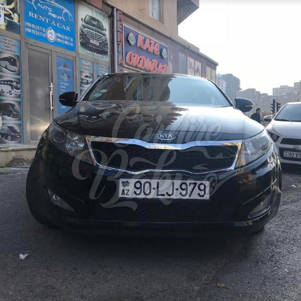 KIA OPTIMA / rent a car Baku / прокат авто в Баку / kirayə maşınlar / 31102018