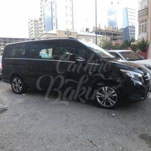 Mercedes Viano V-class | Minibuses for rent in Baku, Azerbaijan