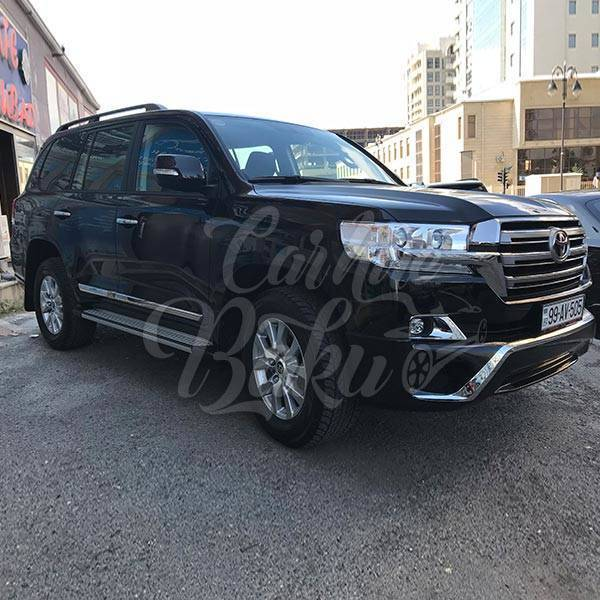 Toyota Land Cruiser 200r | VIP class rent a car Baku, Azerbaijan
