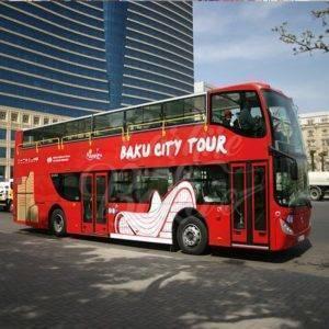 Mercedes Citytour