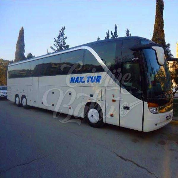 Setra | Rental buses and minibuses in Baku, Azerbaijan