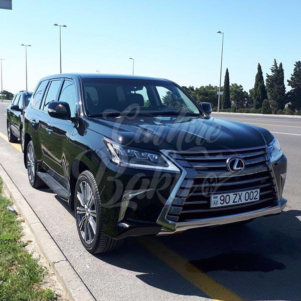 Lexus LX570 | VIP klass maşınların icarəsi