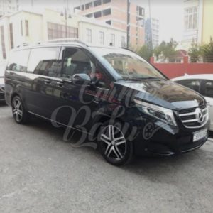Mercedes V-class | Аренда микроавтобусов в Баку