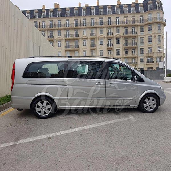 Mercedes-Viano | Avtobuslar və mikroavtobuslar kirayə üçün