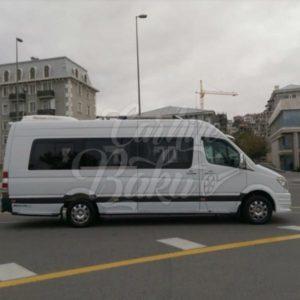 Mercedes Sprinter   Prokat avtobuslar və mikroavtobuslar