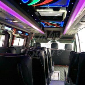 Mercedes Sprinter | Автобусы и микроавтобусы в Аренду в Баку