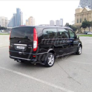 Mercedes Viano | Rental Buses And Minibuses In Baku, Azerbaijan