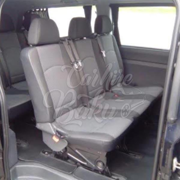Mercedes Viano | Bakıda avtobus və mikroavtobusların icarəsi