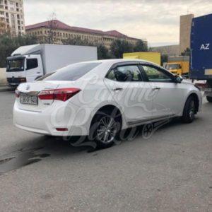 Toyota Corolla | Economy Class Rental Cars Baku, Azerbaijan