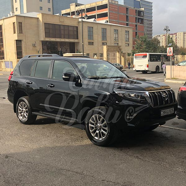 Toyota Prado | Rental off-roaders in Baku, Azerbaijan
