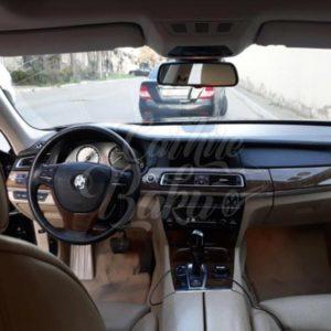 BMW 750 | Прокат авто VIP класса в Баку