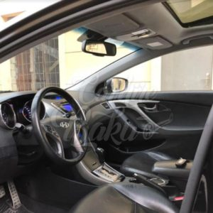 Hyundai Elantra | Economy Class Rental Cars In Baku, Azerbaijan