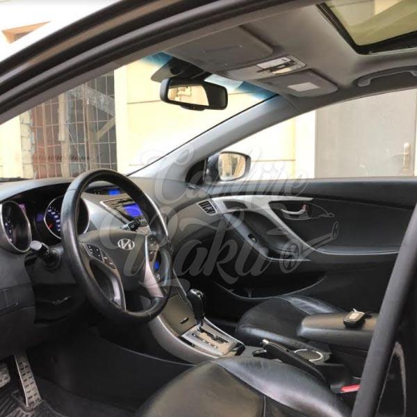 Hyundai Elantra | Ekonom Klass Icare Masinlar