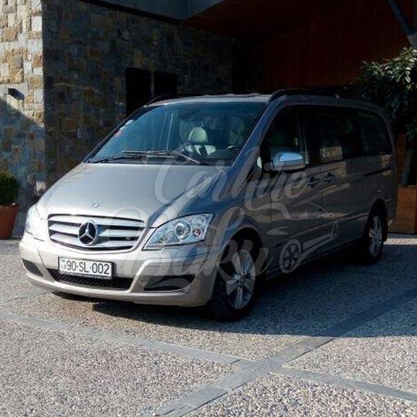 Mercedes Viano | Rental Buses & Minibuses In Azerbaijan