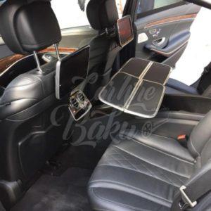 Mercedes Benz S-class w222   VİP klass maşınların icarəsi