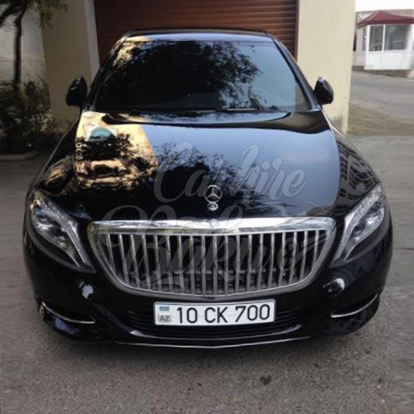 Mercedes Benz S-class w222 | VIP class arenda masinlar