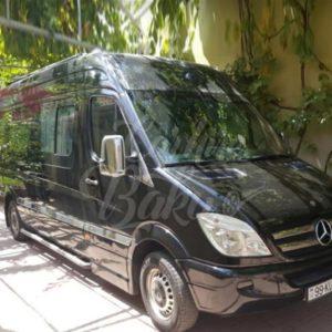 Mercedes-Benz Sprinter / Аренда авто и микроавтобусов в Баку