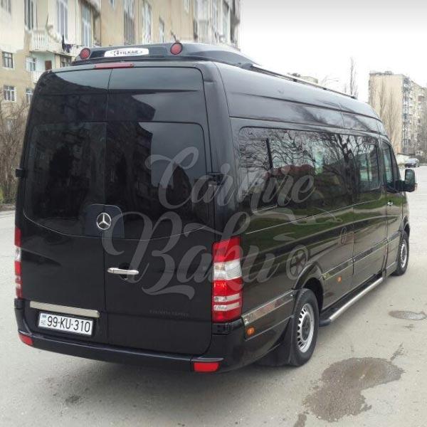 Mercedes-Benz Sprinter / Mikroavtobuslar və arenda masinlar