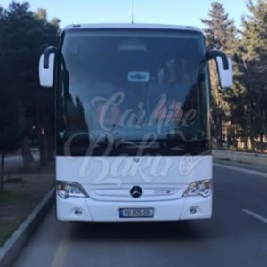 Mercedes-Benz Travego / Buses and car rental in Baku, Azerbaijan