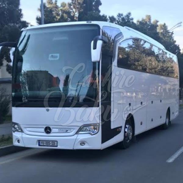 Mercedes-Benz Travego / Buses and car rental in Baku, Azerbaijan