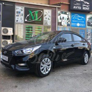 Hyundai Accent / Ekonom klass avtomobil kirayesi