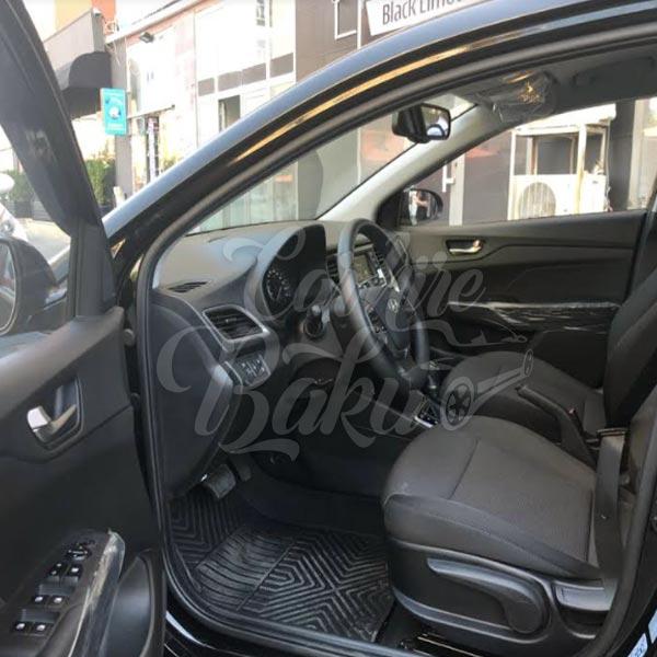Hyundai Accent / Эконом класс аренда авто в Баку, Азербайджане