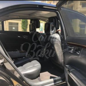 Mercedes S-class W-221 / VIP Class Rent A Car In Baku