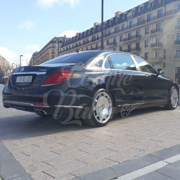 Mercedes-Benz Maybach / VIP class rent a car Baku
