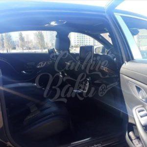 Mercedes-Benz Maybach / VIP class rent a car Baku