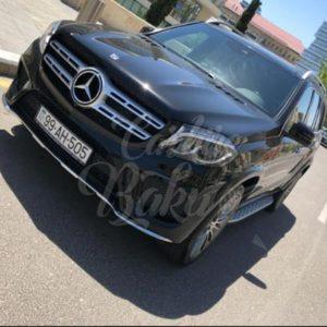 Mercedes GLS 350 AMG / VIP class rent a car Baku