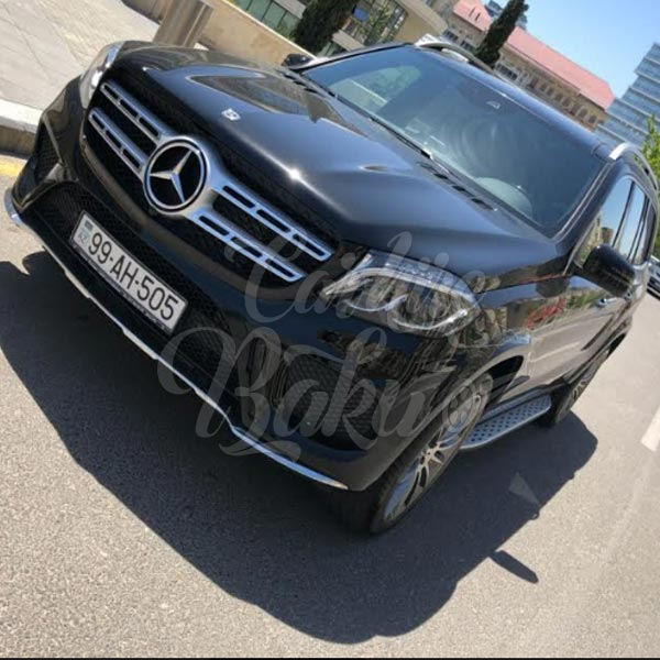 Mercedes GLS 350 AMG / VIP Class Rent A Car Baku