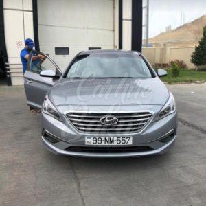 Hyundai Sonata / Прокат авто в Баку / Аренда авто в Баку