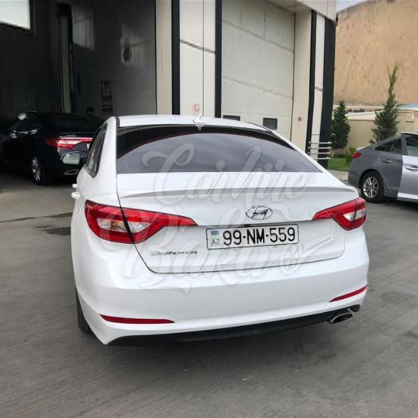 Hyundai Sonata / Rent a car Baku / Car rental Baku
