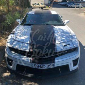 Chevrolet Camaro rent a car Baku / прокат авто в Баку / Arenda masinlar