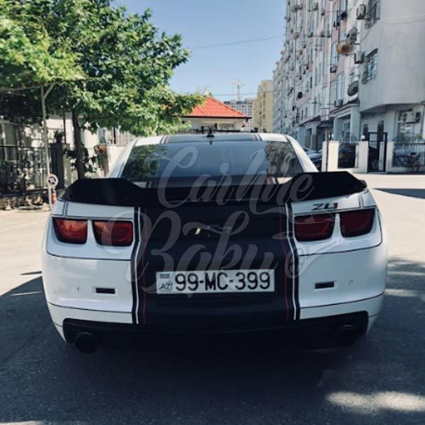 Chevrolet Camaro rent a car Baku / прокат авто в Баку / Arenda masinlar