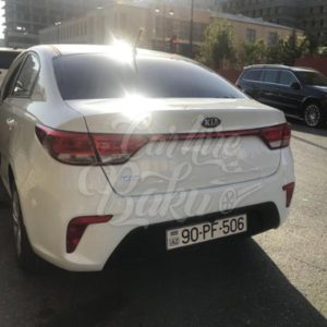 Kia Rio / Rent A Car Baku / аренда авто в Баку / Arenda Masinlar