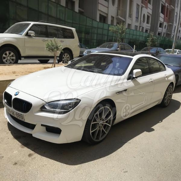 BMW 6 / rent a car Baku / прокат машин в Баку / arenda masinlar
