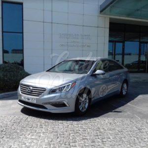 Hyundai Sonata / аренда авто в Баку / kiraye masinlar / rental cars in Baku