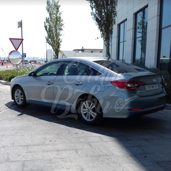 Hyundai Sonata / аренда авто в Баку / kiraye masinlar / rental cars in Baku