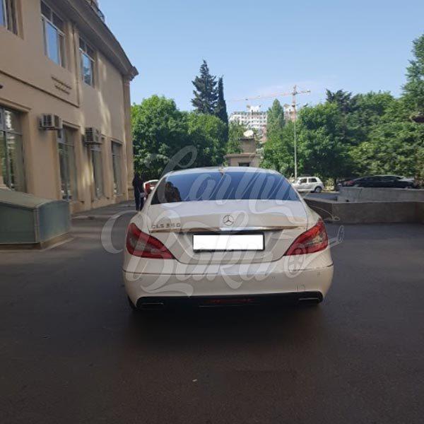 Mercedes CLS / rent a car Baku / kiraye masinlar / аренда авто в баку
