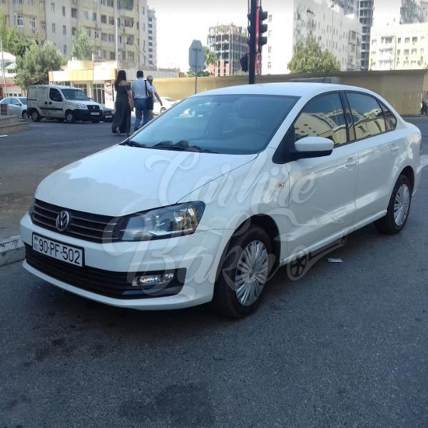 VW Polo / rent a car Baku / аренда авто в Баку / arenda masinlar
