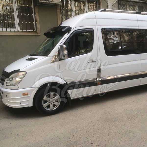 Mercedes Sprinter / arenda masinlar / аренда авто в Баку / rent a car Baku