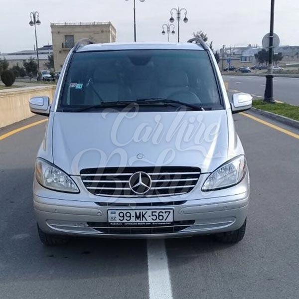 Mercedes Viano / arenda masinlar / аренда авто в Баку / rent a car Baku