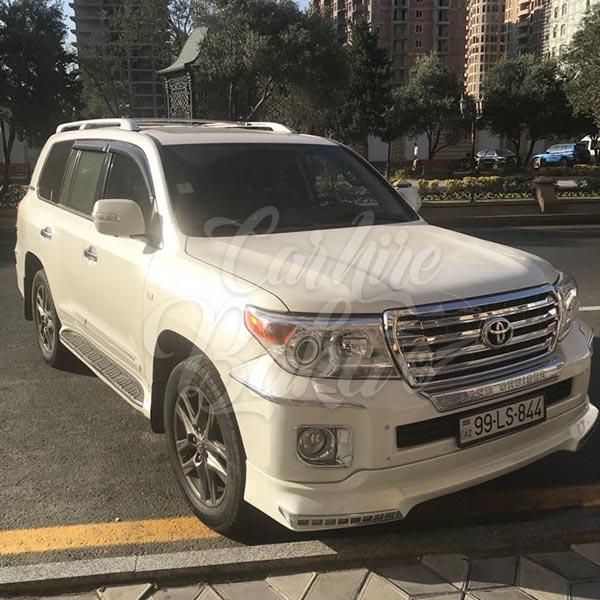 Toyota Land Cruiser / arenda masinlar / аренда авто в Баку / rent a car Baku