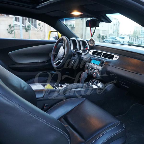 Chevrolet Camaro / car rental Azerbaijan / аренда авто Азербайджан / avtomobil kirayesi